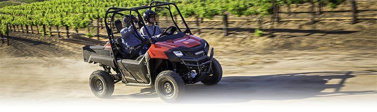 Honda SxS | Huntington Beach Honda | Huntington Beach, CA